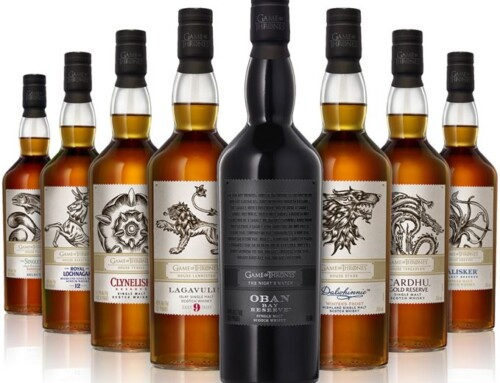 Game of Thrones Limited Edition whisky